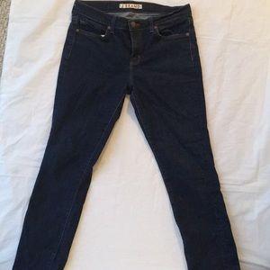 J Brand Jeans Dark Wash Skinny Leg Size 29
